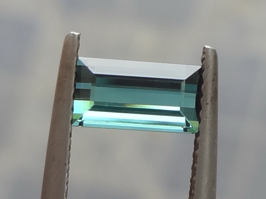 Uniquely blue-green Tourmaline for sale